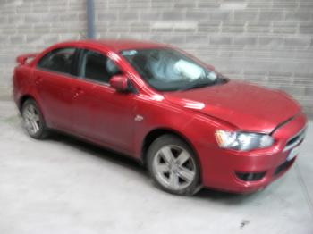 used parts for mitsubishi lancer 2008